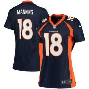 Women's Denver Broncos Peyton Manning Jersey